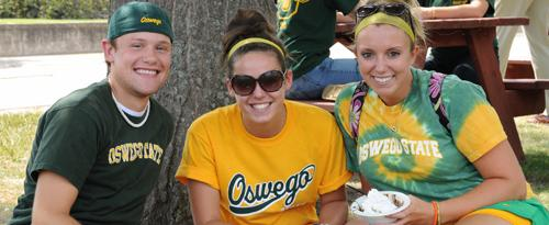 oswego essay See what it's like to be a student at suny oswego with reviews on student life.