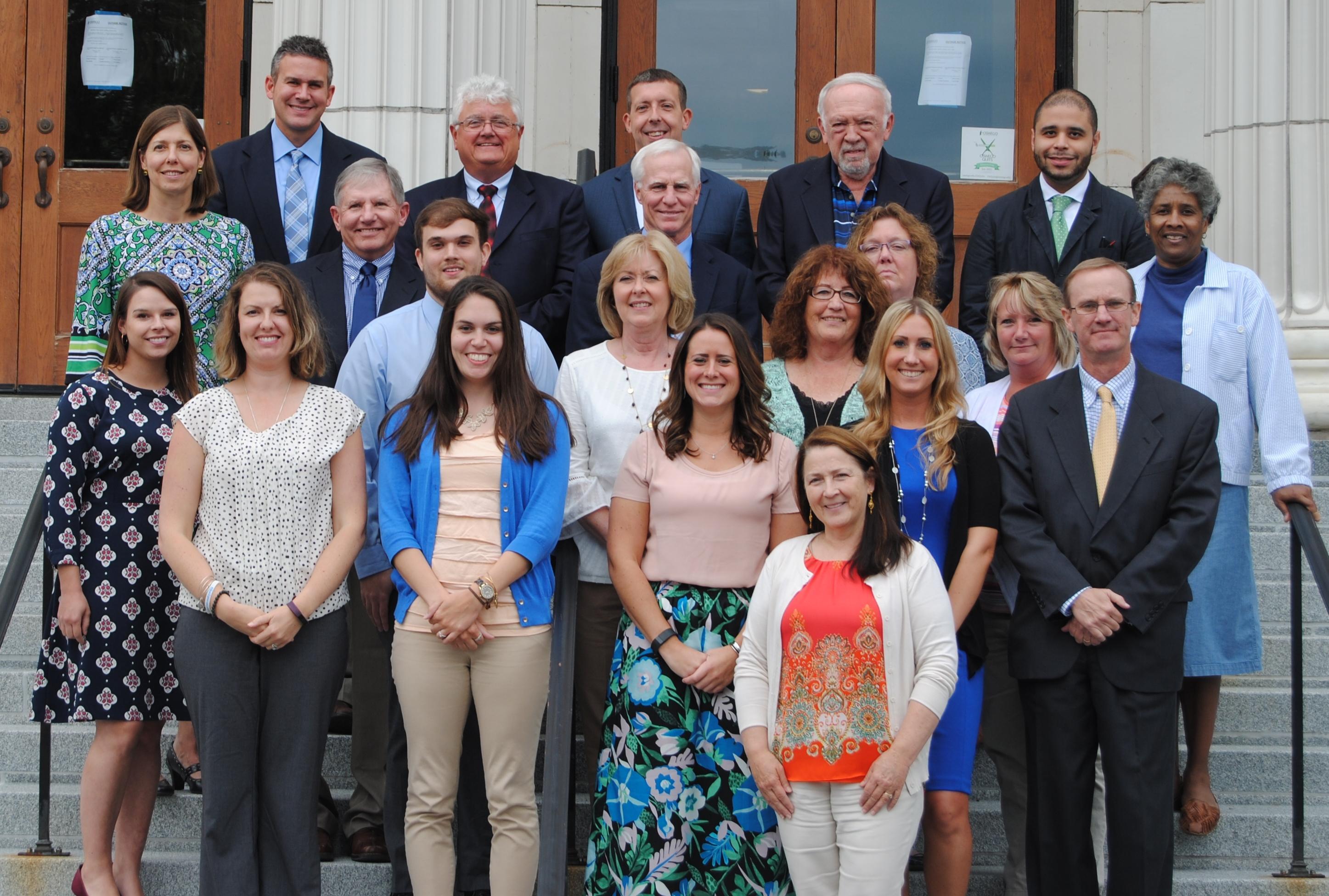 Admissions Staff 2017-18