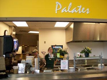 Palates dining