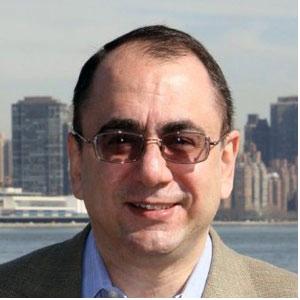 David Hochman professional headshot