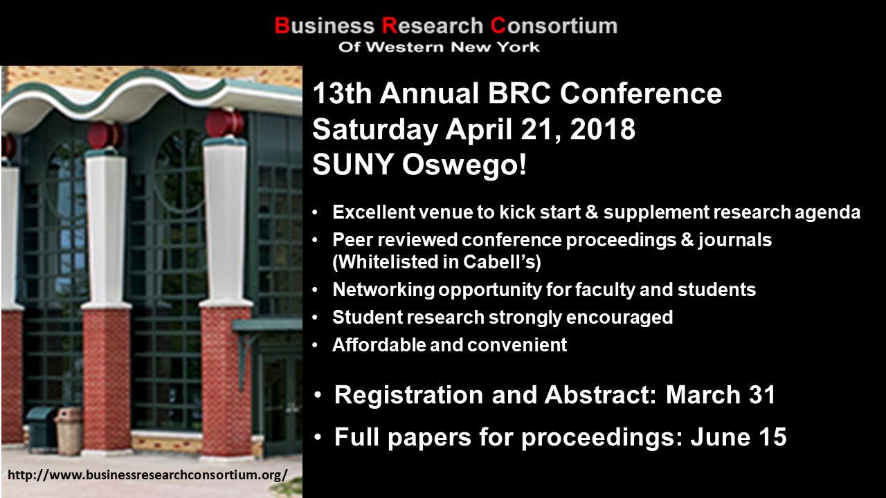BRC Conference