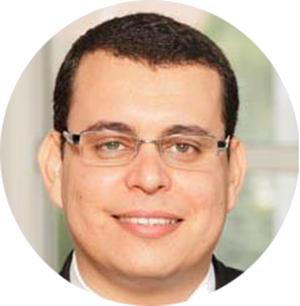 Wadid Lamine professional headshot