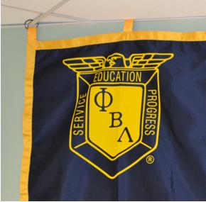 Phi Beta Lambda Banner