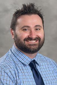 Staff Photo of Daniel Roberts