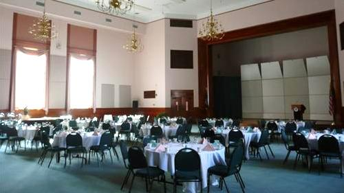 Sheldon Hall Ballroom