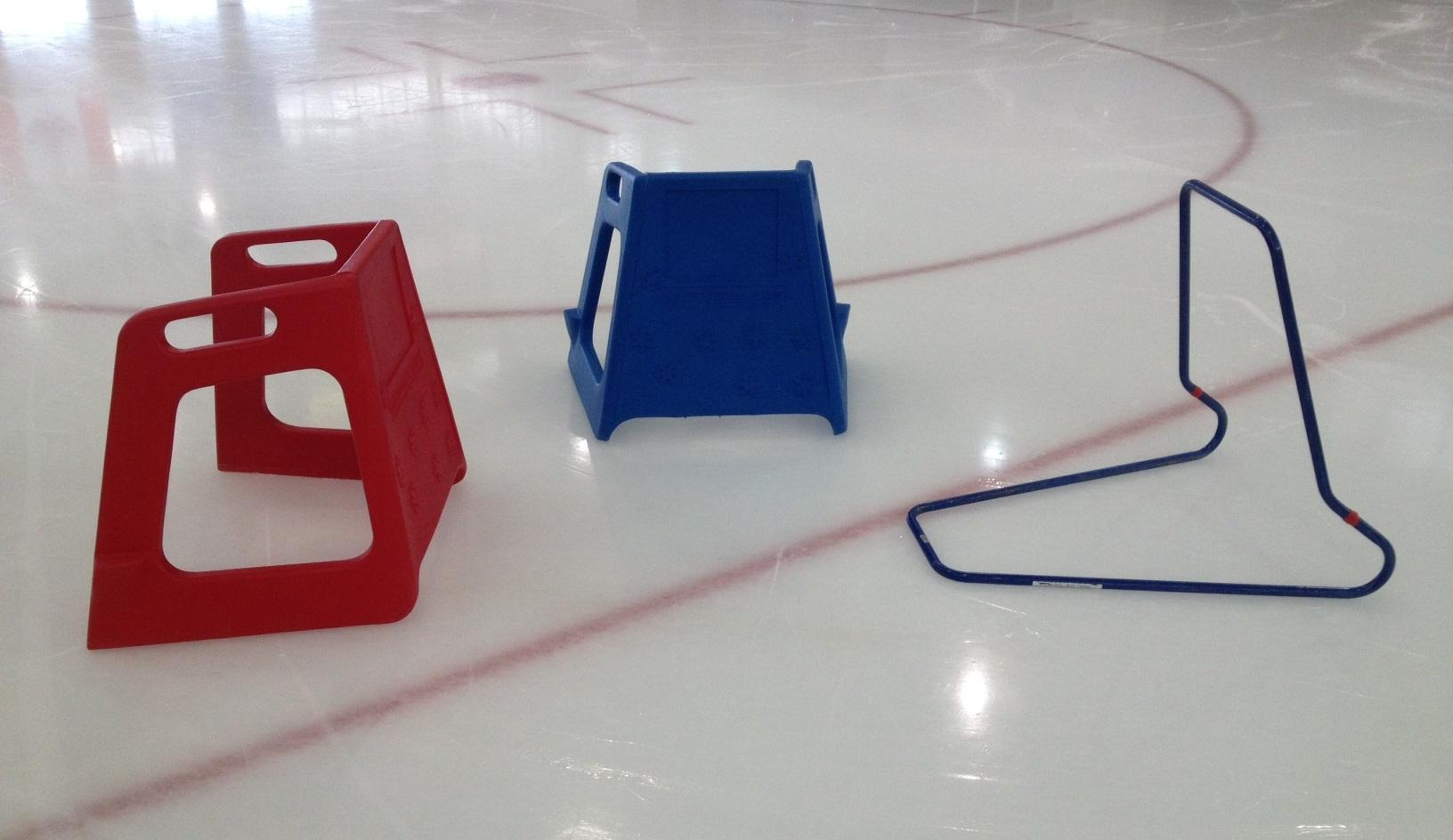 Ice Skating Walker Assistance For Older Adults in Fairview