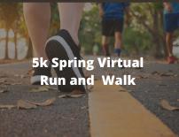 5K Virtual Walk and Run