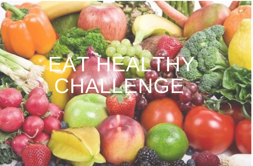 Eat Healthy 5-day challenge