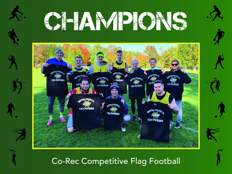 Corec Flag Football