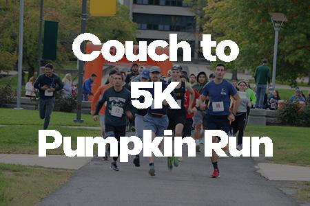 couch to 5k pumpkin run