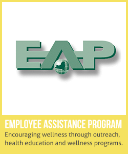 Employee Assistance Program: Encouraging wellness through outreach, health education and wellness programs