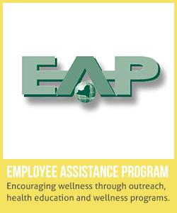 Employee Assistance Program: Encouraging wellness through outreach, health education and wellness programs