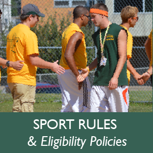 sport rules & eligibility policies