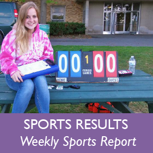 sport results weekly sports report