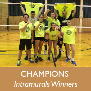 champions intramurals winners