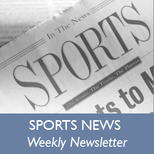 sports news weekly newsletter