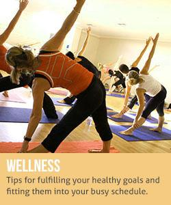 Wellness yoga image