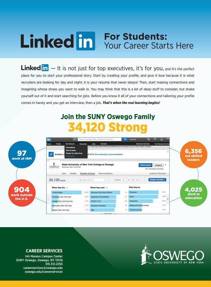 LinkedIn Handout