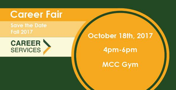 Fall Career Fair 2017