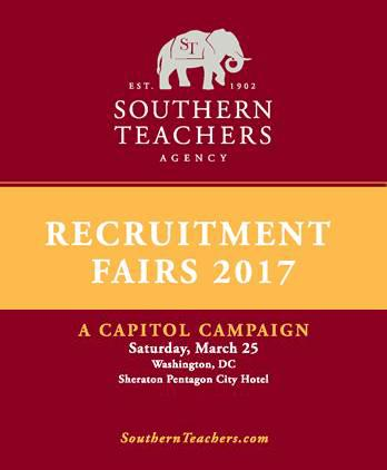 Southern Teachers Agency Recruitment Fair 2017