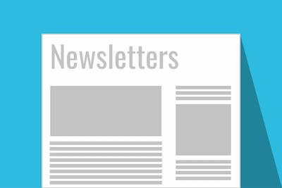 Picture of a newsletter