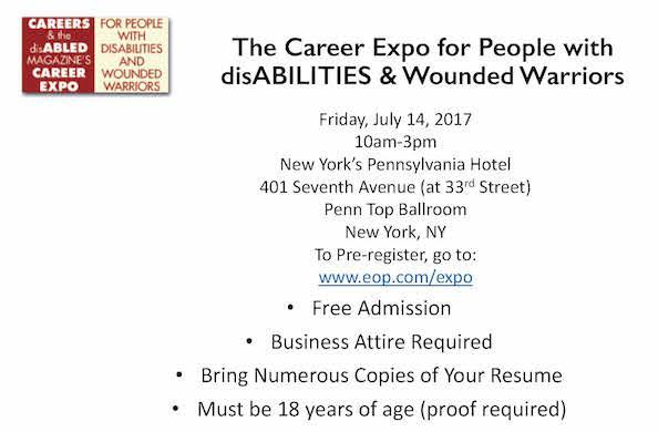 NYC Career Expo