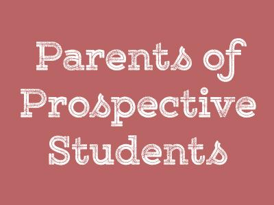 Parents of Prospective Students
