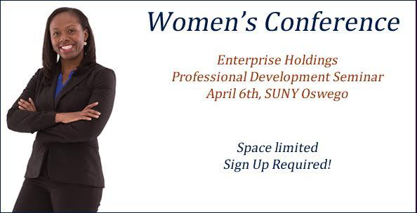 Enterprise Holdings' Women's Conference at SUNY Oswego