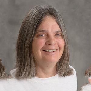 Faculty member Martha Bruch