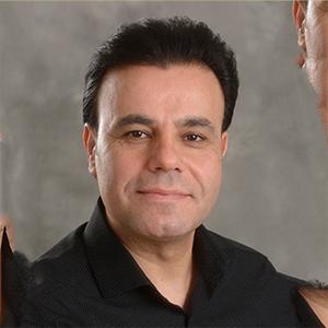 Faculty member Vadoud Niri