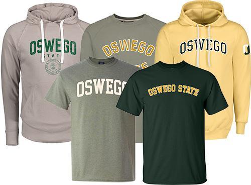 SUNY Oswego Clothing