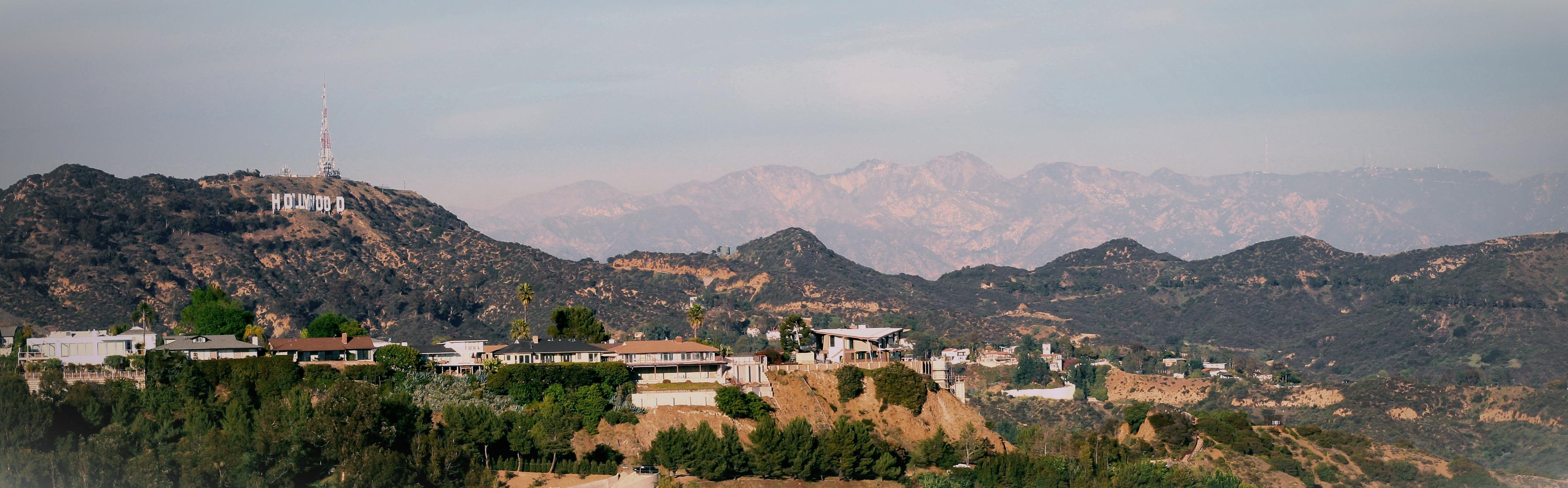 Hollywood POV photo