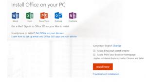 office 365 install