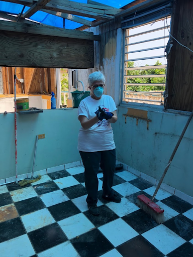 Dr OToole in Puerto Rico