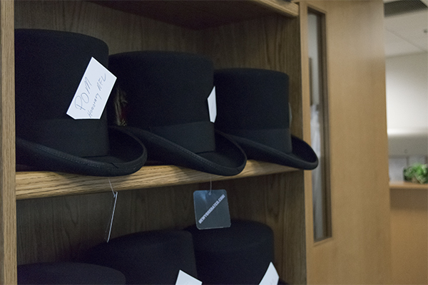 Top hats in Cubbies