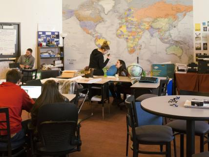 CiTi Boces Classroom