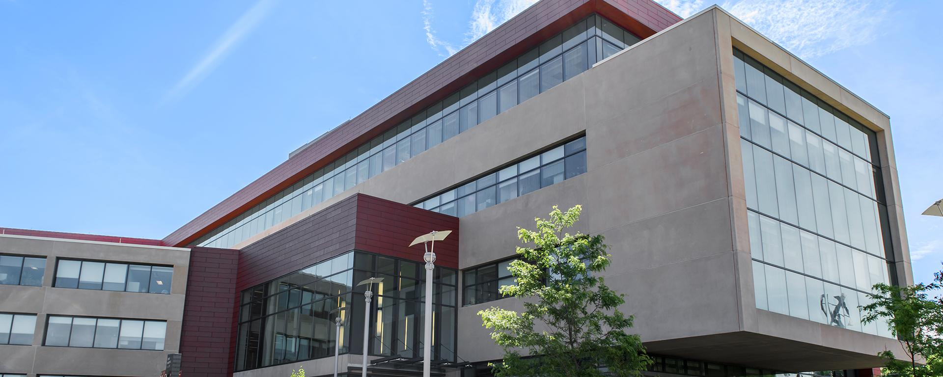 Shineman Center Exterior