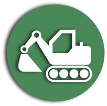 Construction Vehicle icon