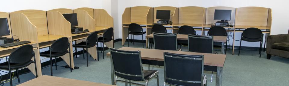 Laker Hall Study Lounge