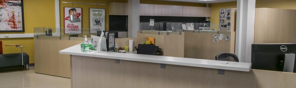 Lanigan CTS Help Desk