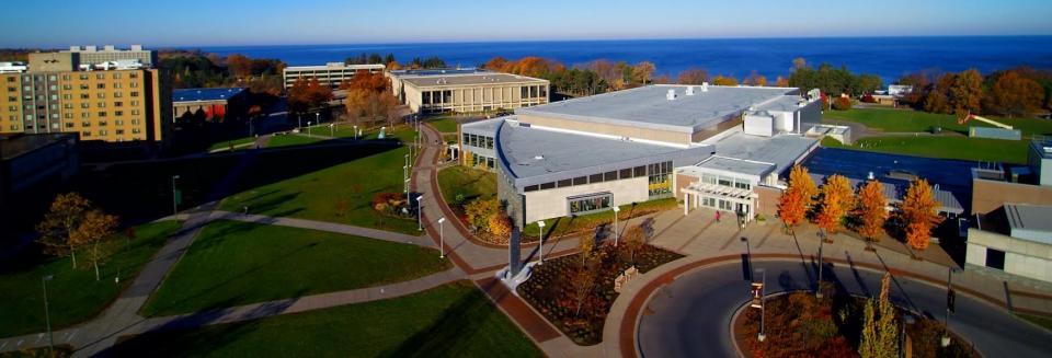 Campus Bird's Eye View