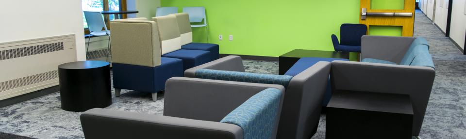Waterbury Student Lounge