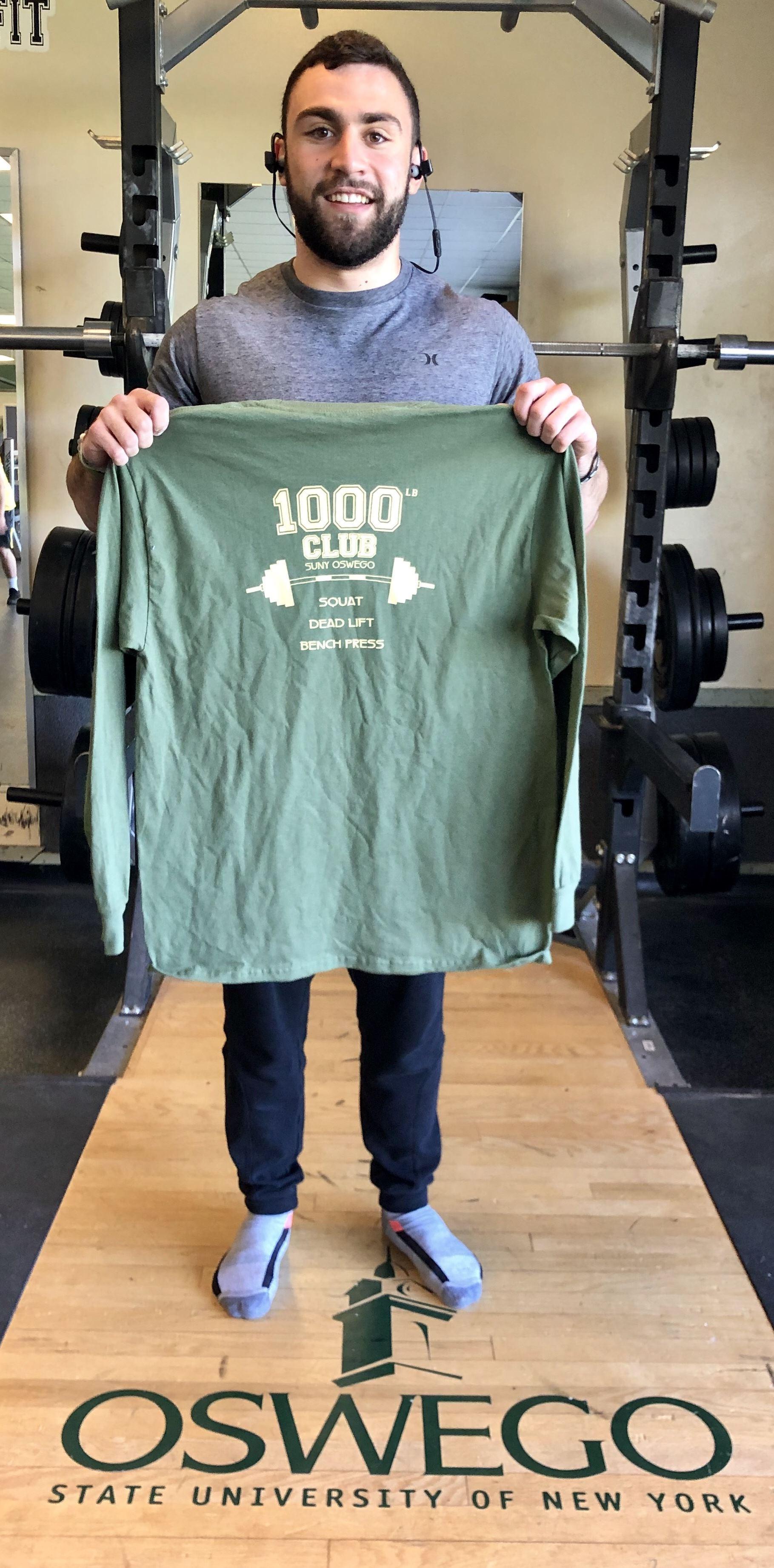 1000 lb  & 500 lb  Club | Fitness Centers
