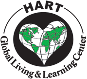 Hart Hall Global Living and Learning Center logo