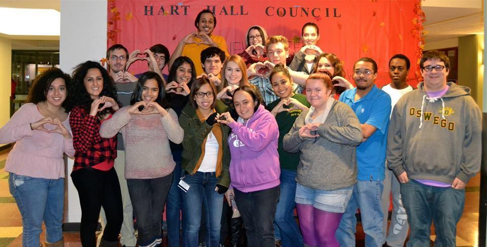 Hart Hall Council