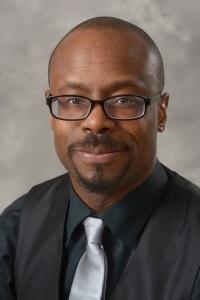 Faculty member Kenneth Marshall