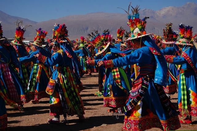 Festival in Chile