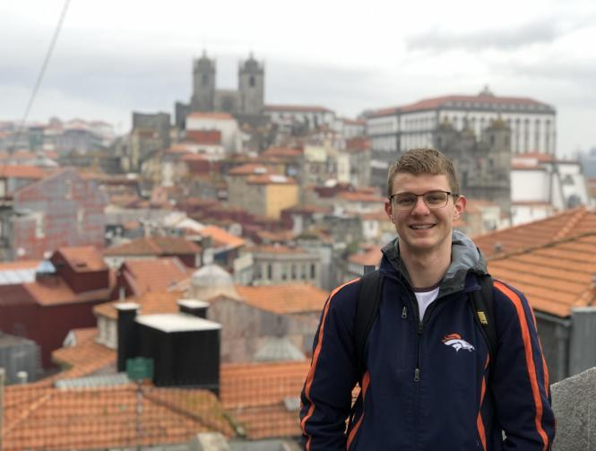 Matt in Portugal
