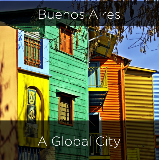 buenos aires, a global city