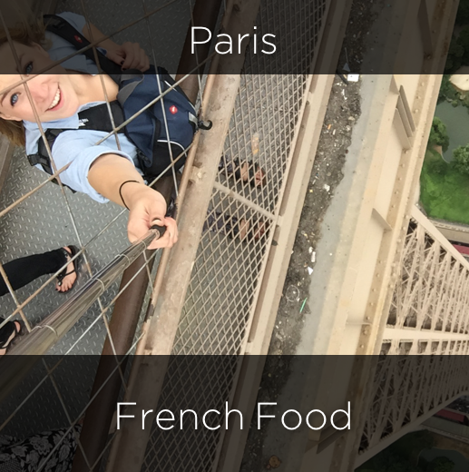 paris, french food